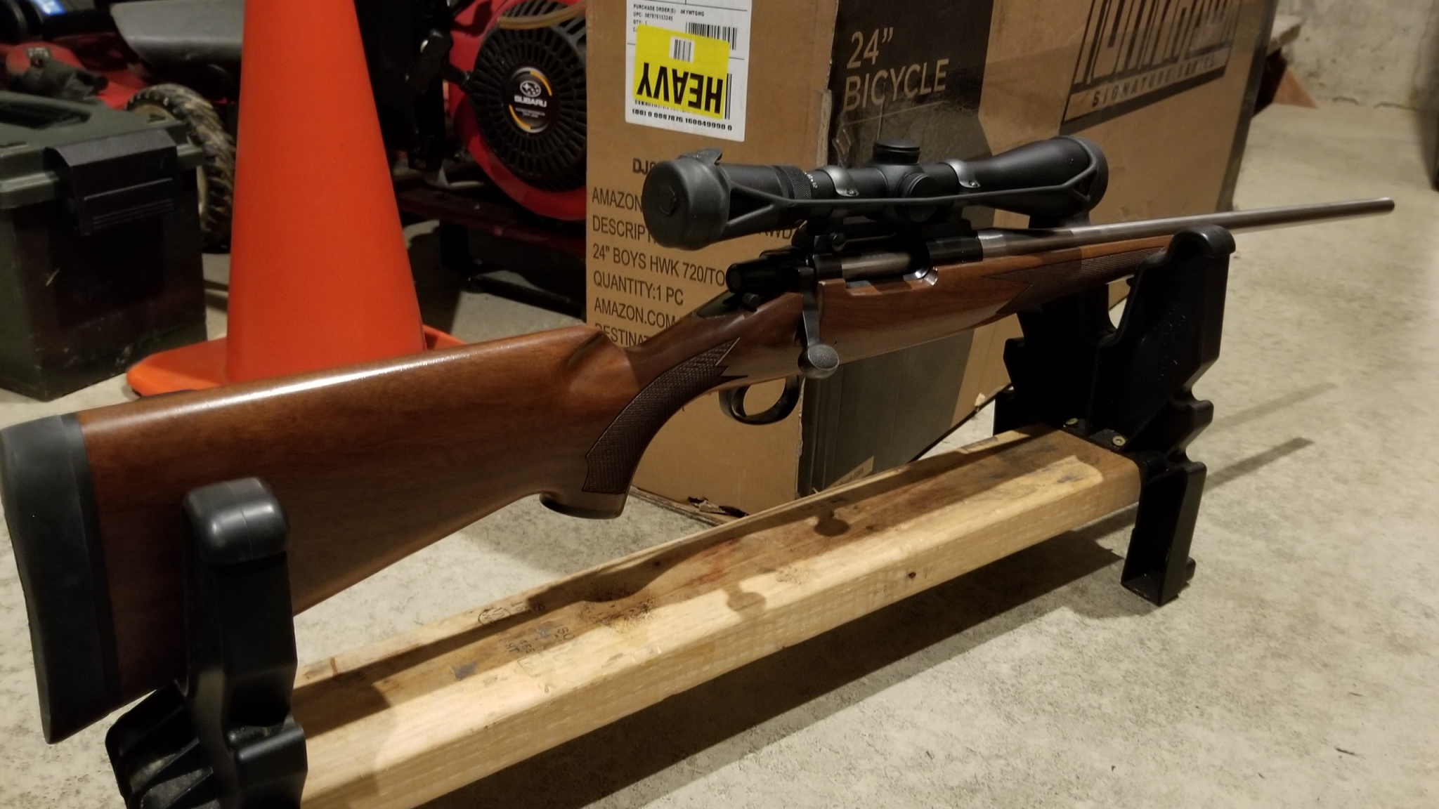 Rifle Project - Graybeard Outdoors