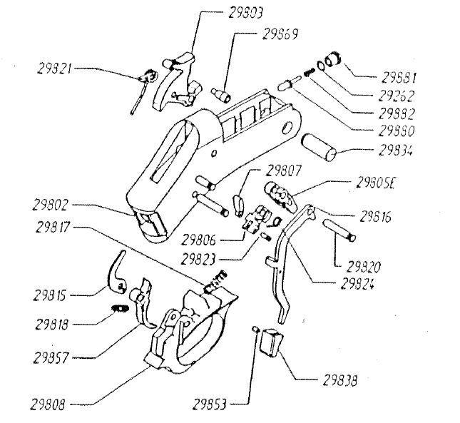 Cva Wolf Muzzleloader Parts Diagram