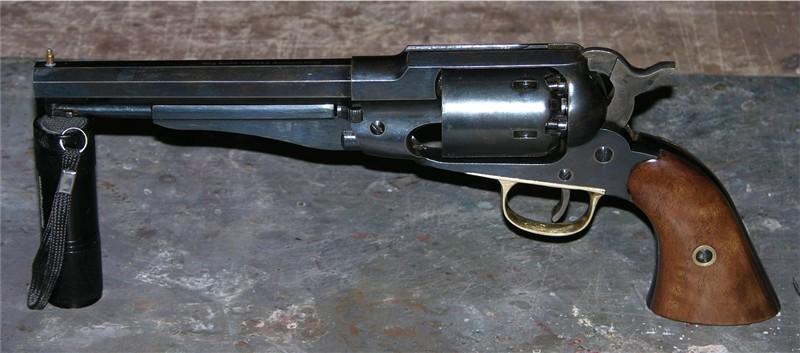 1858 Remington -- Full Restoration - Graybeard Outdoors