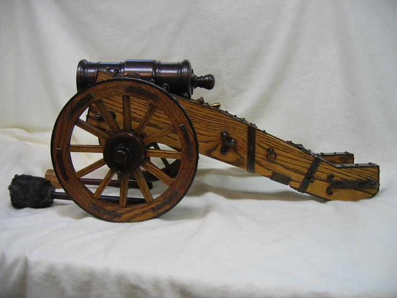 Need info on civil war howitzer - Graybeard Outdoors